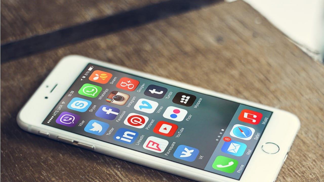 social media, small groups, church