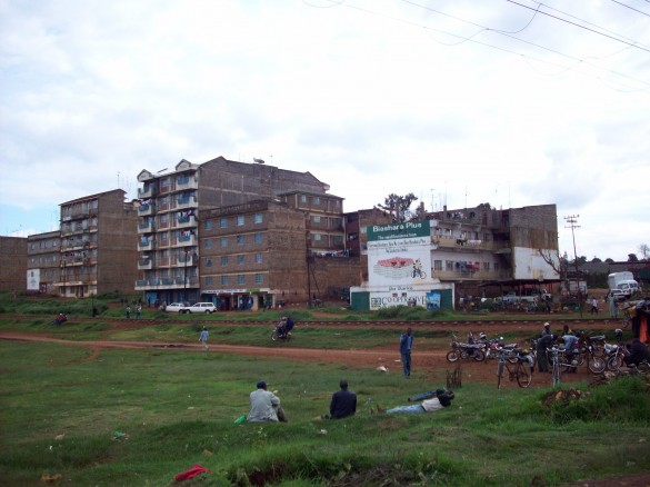 urban life in kenya