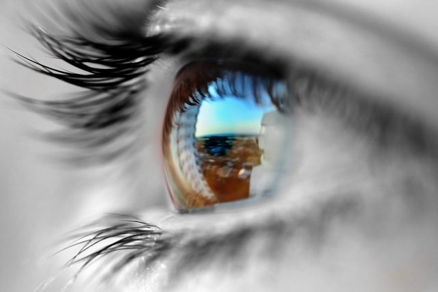 eye, window to the soul, reflection