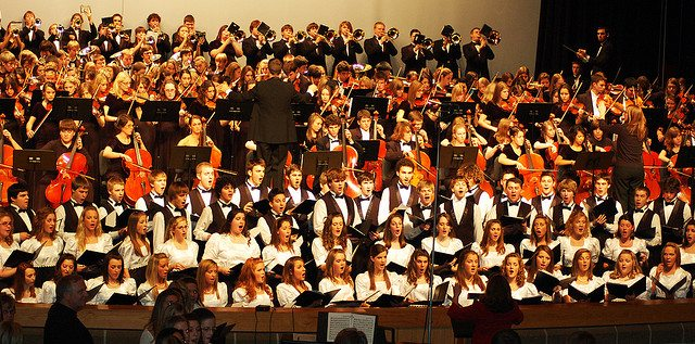 easter, choir, church, resurrection, rejoice, hope